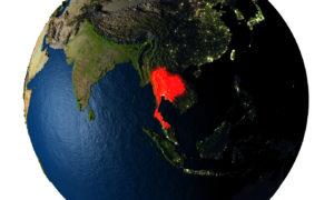タイ 企業調査